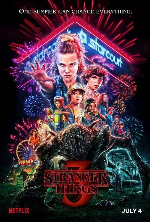 Strange Things saison 3