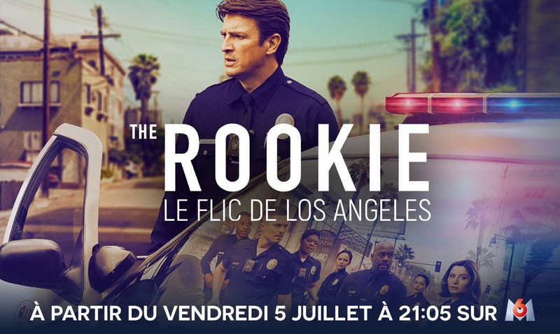 The Rookie - le flic de los angeles