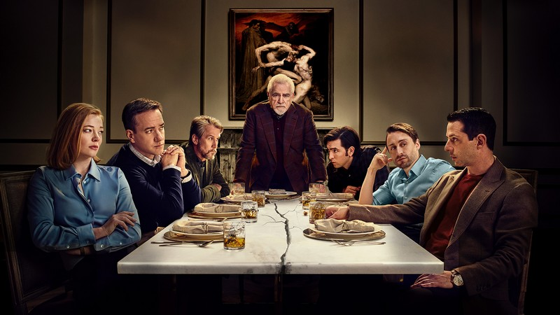 Succession - cast - HBO