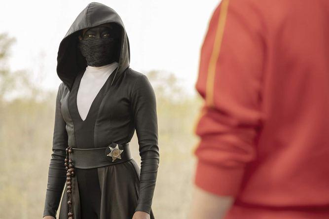 Watchmen série HBO - OCS