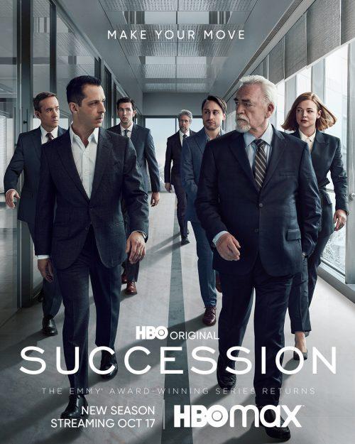 Succession saison 3